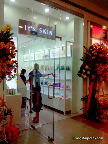 Korea's It's Skin opens in SM North