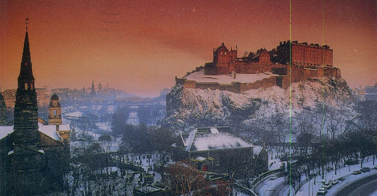 How to Spend a Literary Long Weekend in Edinburgh