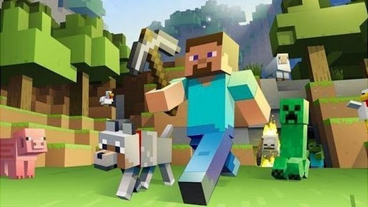 Minecraft to run artificial intelligence experiments - BBC News