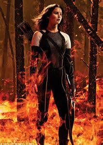 Jennifer Lawrence's Hunger Games audition meant no other