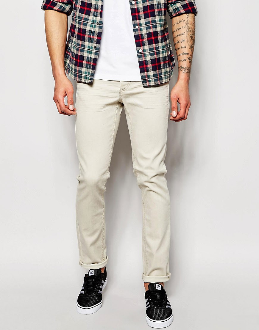 Colors of Benetton  United Colors Of Benetton Slim Fit Jeans at ASOS