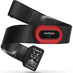 Garmin HRM-Run - Heart Rate Monitor - Black/Red