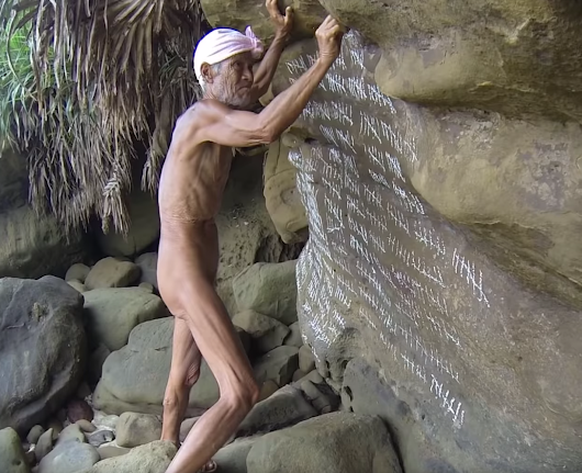 Naked Japanese hermit forced back into civilization after 29 years on deserted island