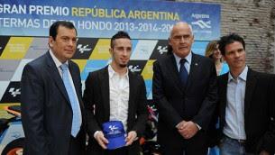 presentation argentina GP in Buenos aires