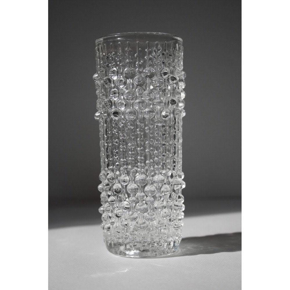 Bohemian Op Art Vase - Sklo Union