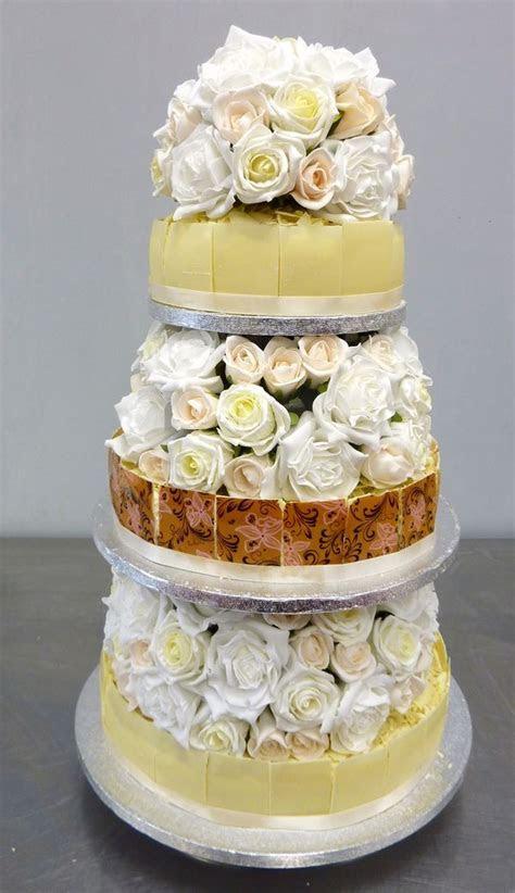 Chocolate Cheesecake Wedding Cake   La Creme Patisserie Blog