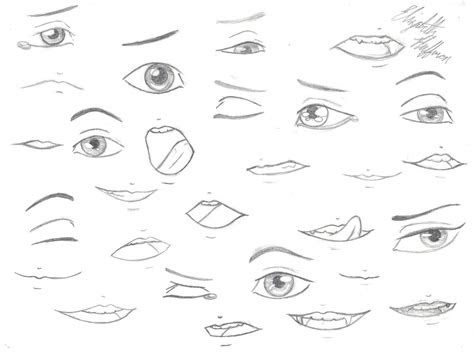 anime eyes drawing  getdrawingscom   personal