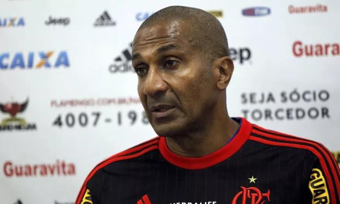 Cristovão nao é mais o técnico do Flamengo