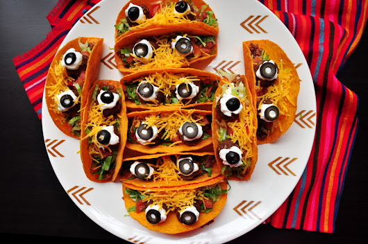 32 Halloween Party Food Ideas And Snack Recipes - Food.com