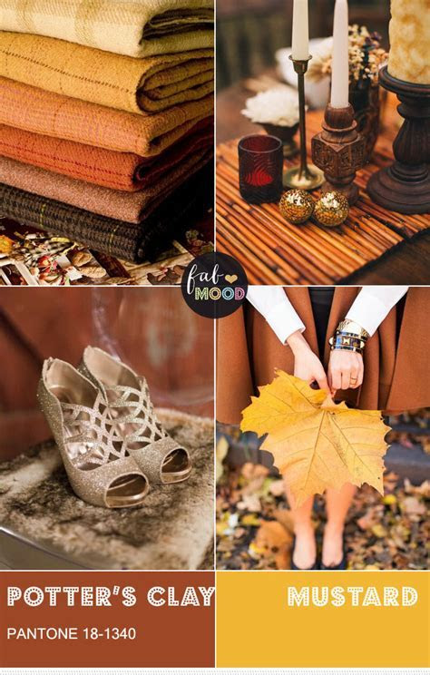 Pantone Potter's Clay { Pantone color fall 2016 }