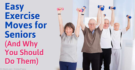 Easy Strength Training Workouts for Seniors
