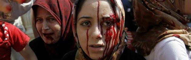 Siria, continuano le violenze: 200 morti di cui 23 bambini