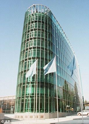 Power house: The IPCC'S Headquarters in Geneva, Switzerland