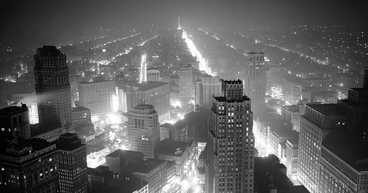 Positive detroit the atlantic detroit in the 1940 39 s photos for Rose city motors michigan