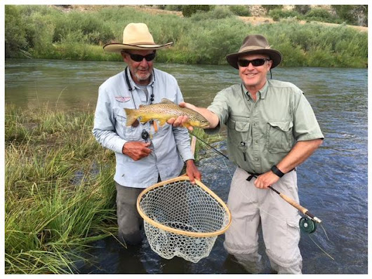 Fly Fishing in Southwest Montana - Healing Waters Lodge