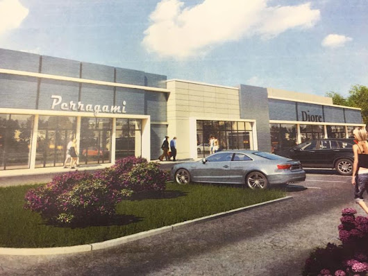 Watchung Sears lot: Proposal calls for greener, modern shopping center | Echoes Sentinel News |