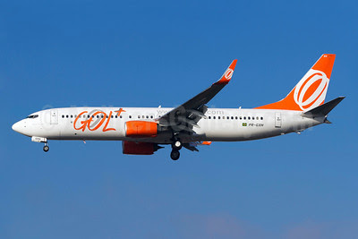 Gol Transportes Aereos Boeing 737-8EH WL PR-GXH (msn 39621) (GOL+) GRU (Rodrigo Cozzato). Image: 921112.