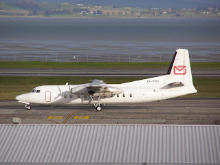 NZ Post/Airwork Fokker F27 Friendship