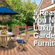 5 Reasons You Need Luxury Teak Garden Furniture