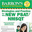 Barron's Strategies and Practice for the NEW PSAT/NMSQT: Brian Stewart: 9781438007687: Amazon.com: Books