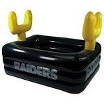 Oakland Raiders Inflatable Field Pool