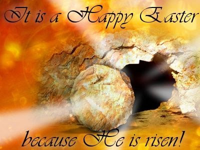 Images of Happy Easter He Has Risen - Ivenko