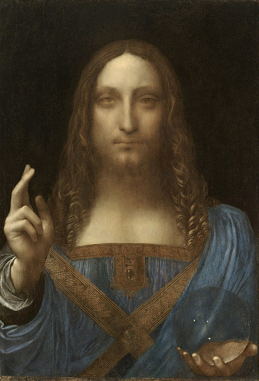 Exclusive: Today, 9 December 2017, Artprice Confirms that the Acquisition of Da Vinci's Salvator Mundi Involved Geopolitical Mediation and that the Vatican Museums Did Indeed Study the Offer