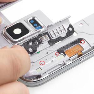Samsung Galaxy S5 Lock Button/Power Button Repair | New ...