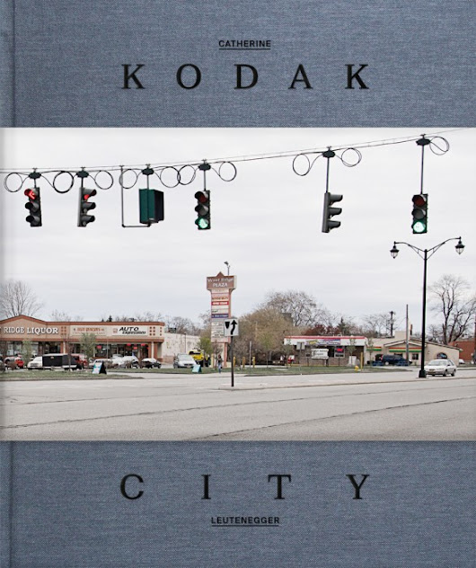 Book Week: Catherine Leutenegger: Kodak City