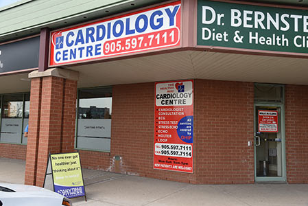 Cardiology Diagnostics Centre in Thornhill | The Healthy Way