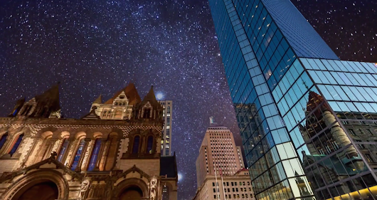 This Breathtaking Timelapse Video of Boston Might be the Best One Yet | BDCwire