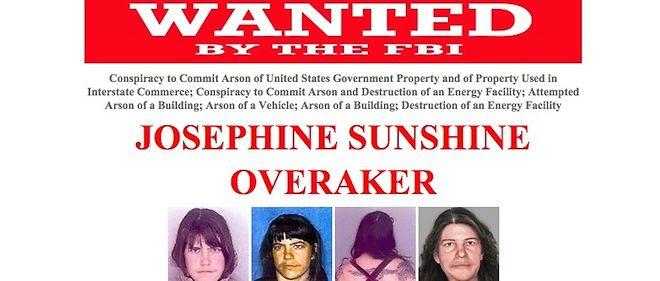 Avis de recherche publié par le FBI, le 7 décembre.