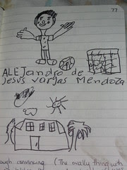 Alejandro's Self-Portrait