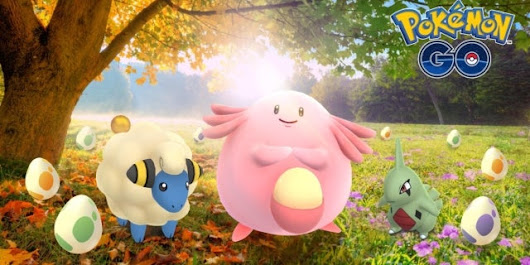 Pokemon Go Announces New Equinox Event