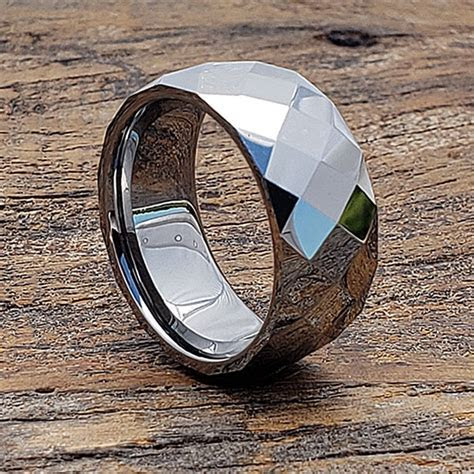 Hades Casual Rings   Informal   Faceted   Forever Metals