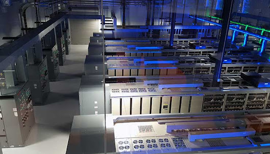 RagingWire is Building Faster for the Future • Data Center Frontier