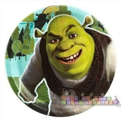 Shrek Party Supplies   eBay