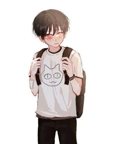 pin  ivy  aesthetic anime   anime guys cute