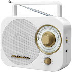 Studebaker Portable Am/fm Radio (SB2000) - White