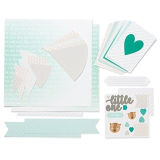 Cut Above™ Layout Kit — Little One