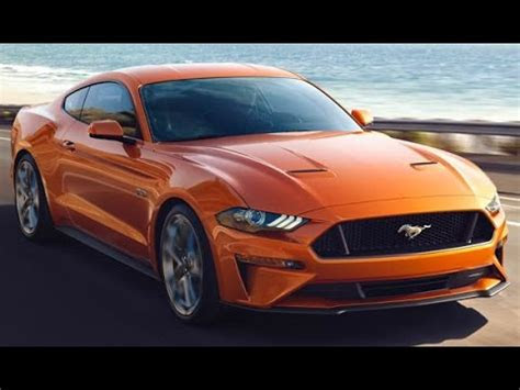 ford mustang  ecoboost   youtube
