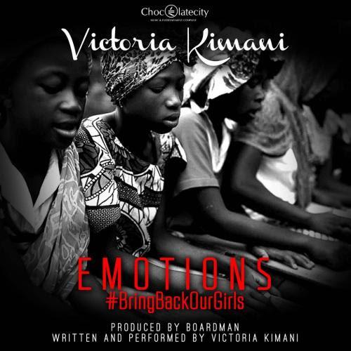 [Music] Victoria Kimani – Emotions #BringBackOurGirls