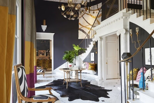Fussy French to Modern Mix: A Home Redefined Through Color