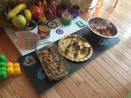 Navratri: The Other Fall Festival >> The Joy Troupe NOVA Playgroups