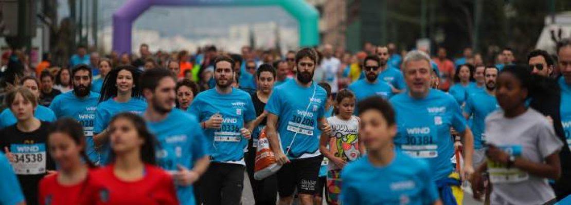 Η τεχνολογία στον 6ο Ημιμαραθώνιο της Αθήνας