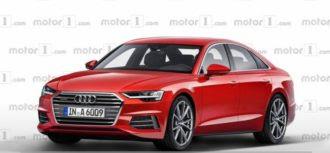 2019 Audi A6 * Release date * Price * Specs * Interior ...