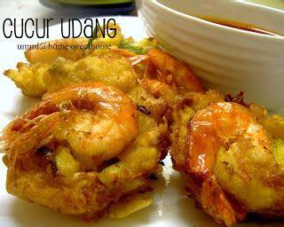 home sweet home cucur udang resepi noreen