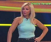 Cristina Ferreira sexy tvi
