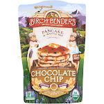 Birch Benders Pancake And Waffle Mix - Chocolate Chip - Case Of 6 - 16 Oz.