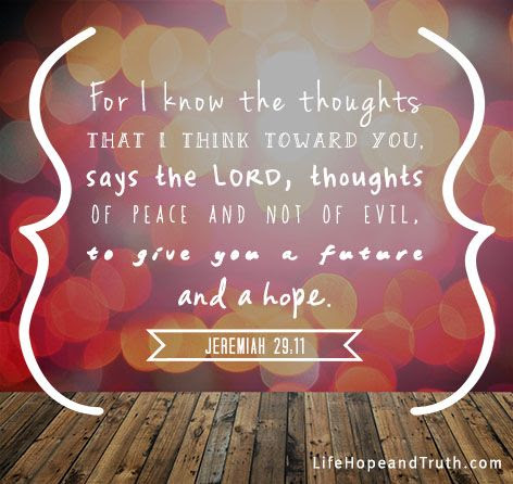 13 Encouraging Bible Verses About Hope